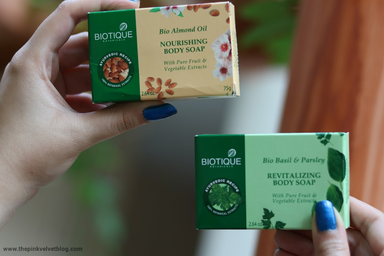 Biotique Body Soap Review