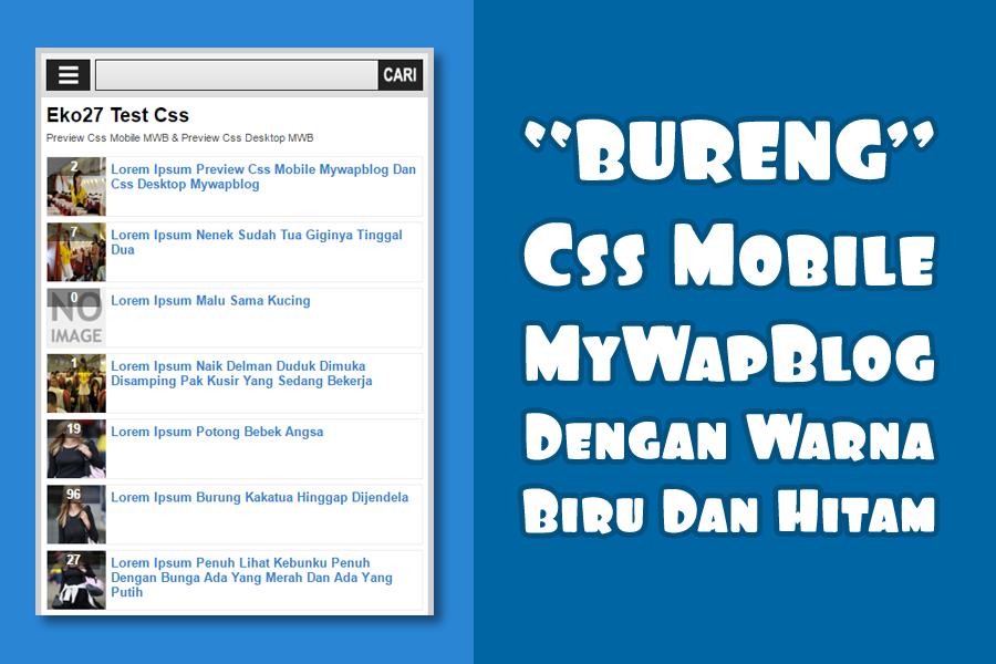 Bureng Css Mywapblog