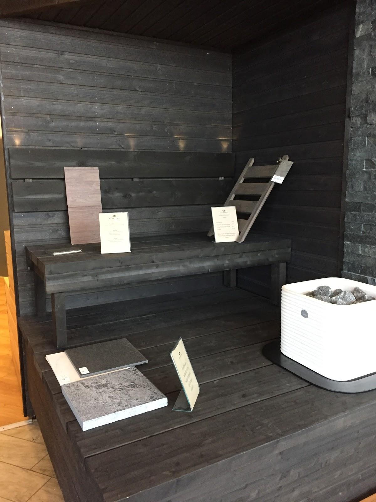 Uusi koti Unelmista toteutukseen  Saunasuunnitelmat alkavat hahmottumaan 63230002a8