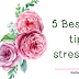 5 best to-do list tips for a stress free day