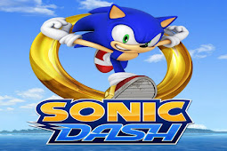 Sonic Dash 4.0.0 Apk MOD Money Free For Android