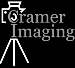 Cramer Imaging company logo white on black background version