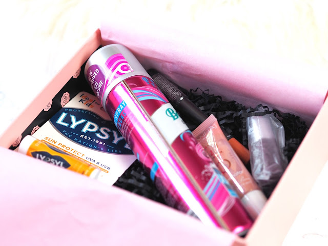 Glossybox June 2017 Review