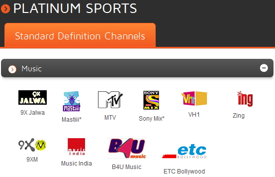 Dish Tv Platinum Pack Channel List And Low Price Recharge