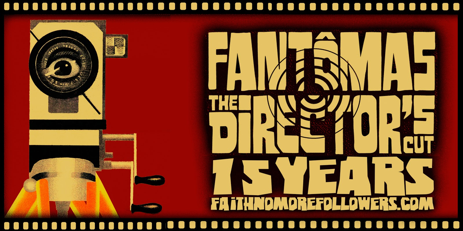 Image result for The Director's Cut fantomas