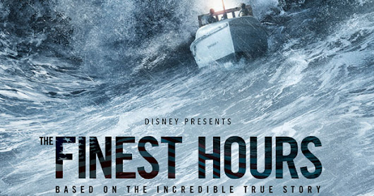 The Finest Hours ~ Movie Kangz | Movie Resource Magazine