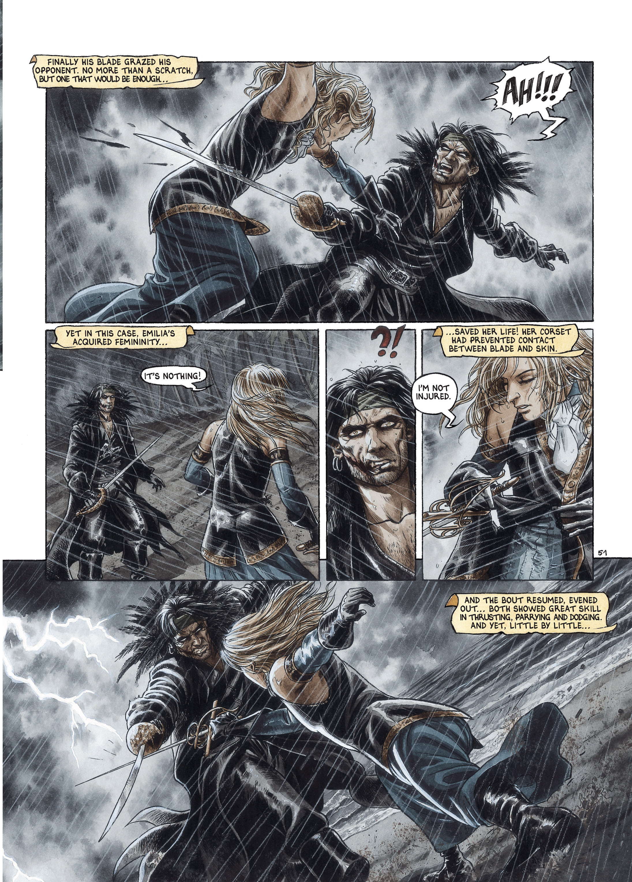 Read online Barracuda comic -  Issue #3 - 54