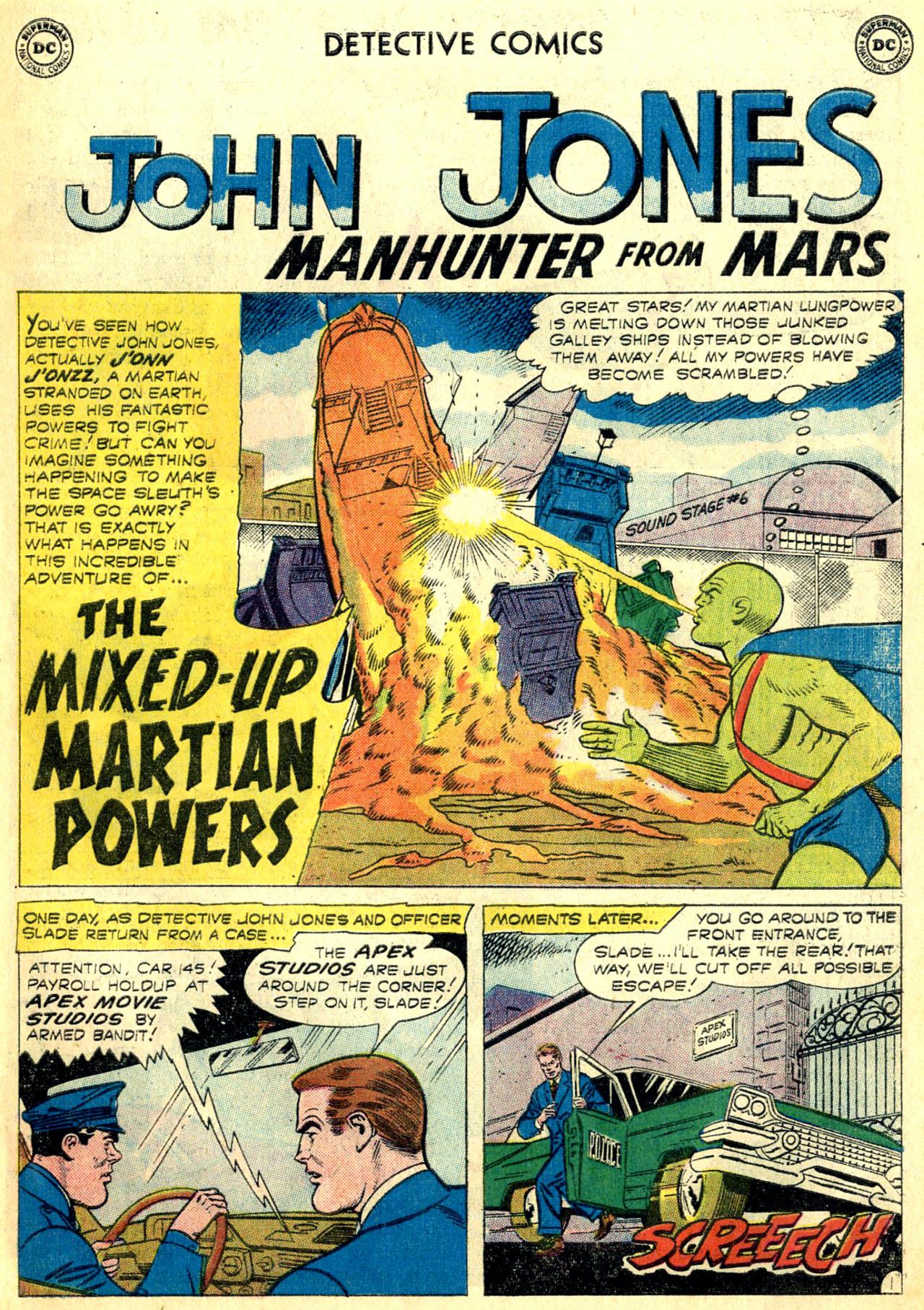 Read online Detective Comics (1937) comic -  Issue #268 - 27