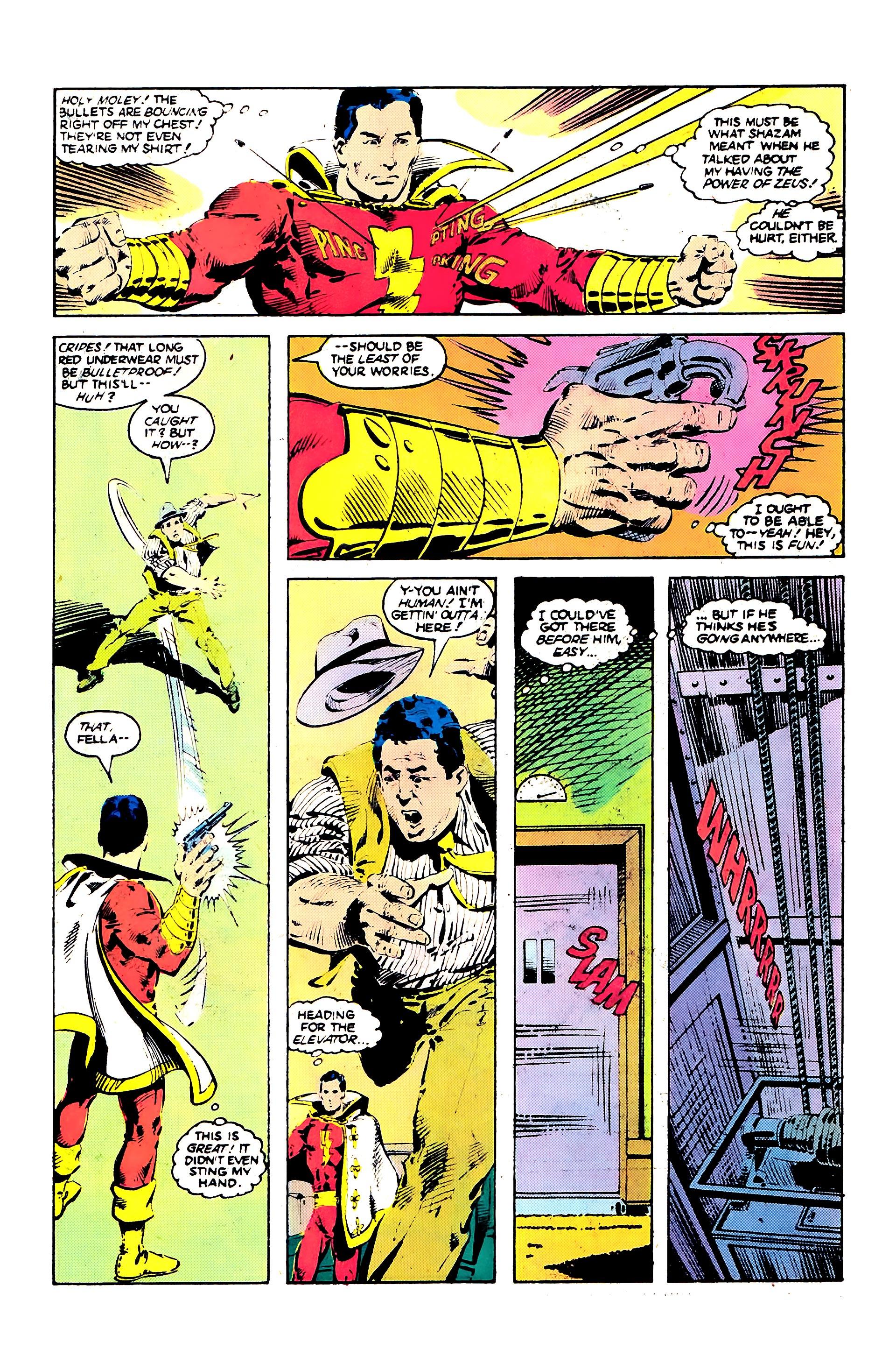 Read online Secret Origins (1986) comic -  Issue #3 - 27