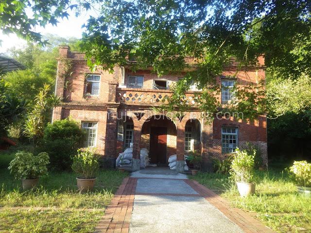 Tsai residence