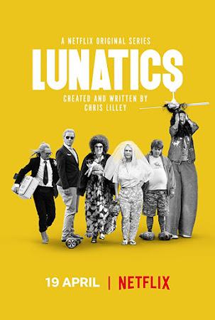 Poster Of Lunatics 2019 Watch Online Free Download