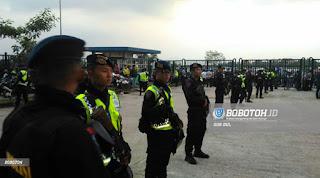 Persib vs Persija: Polisi Jamin Pelat B Aman di Kota Bandung