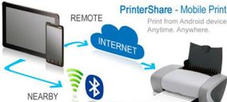 برنامج printershare mobile print premium apk
