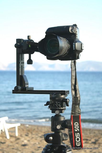 HDR Pano head w/ Sunwayfoto DDP-64MX on Sunwayfoto XB-44 ballhead