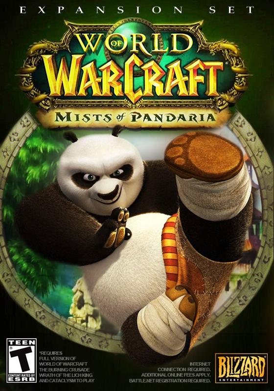 mist of panda