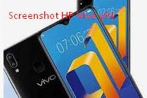 Cara Paling Mudah Screenshot HP Vivo y91