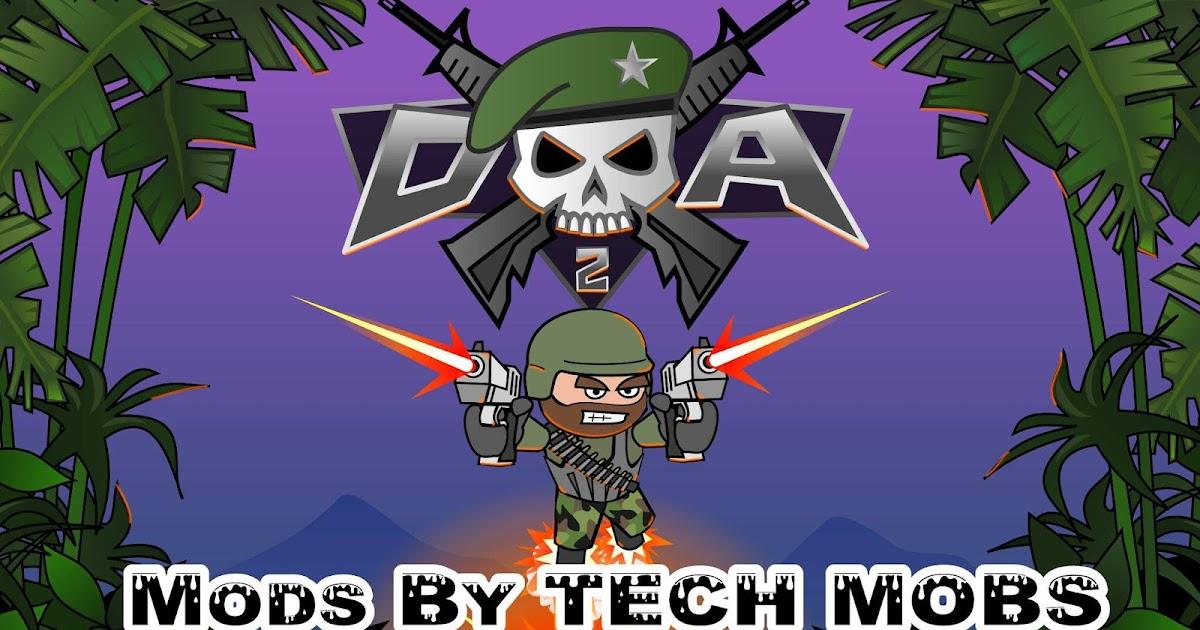 Mini Militia Mega Mod - TECH MOBS