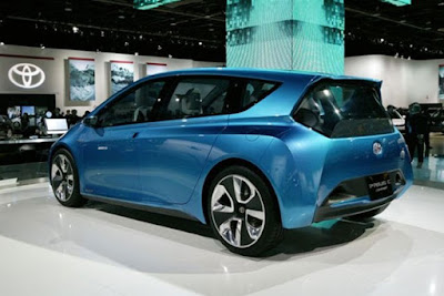 2017 Toyota Prius C Hybrid Review Malaysia