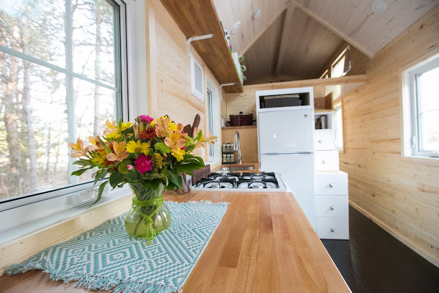 Hogan's Haven Tiny House