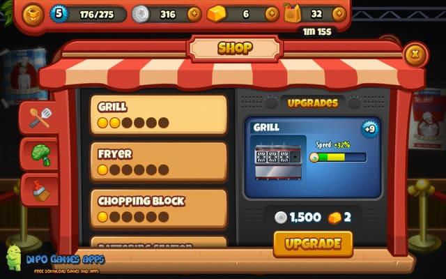 Cooking Dash 2016 Apk v1.27.7 for Android