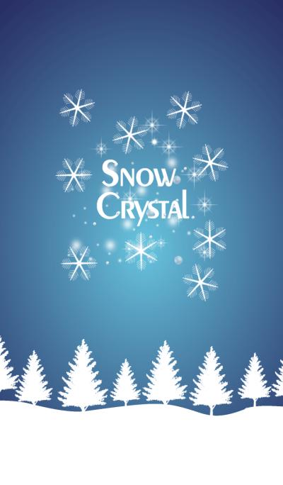 Lucky Snow Crystal
