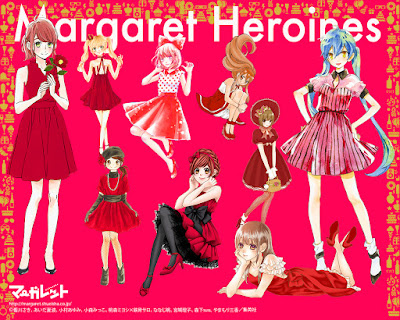 All female stars Margaret