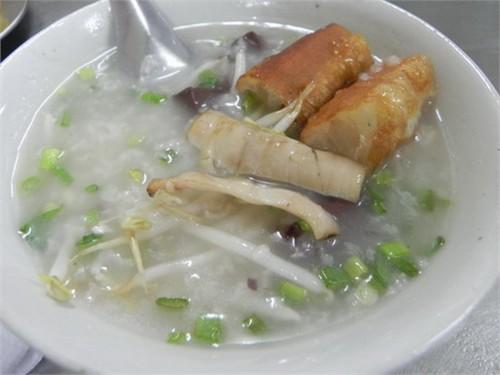 Điểm danh các món cháo ngon Sài Gòn, diemanuong365