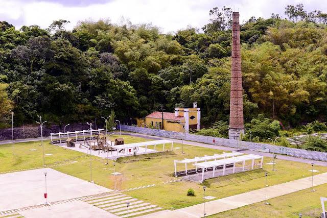 Parque Urbano da Macaxeira em Recife