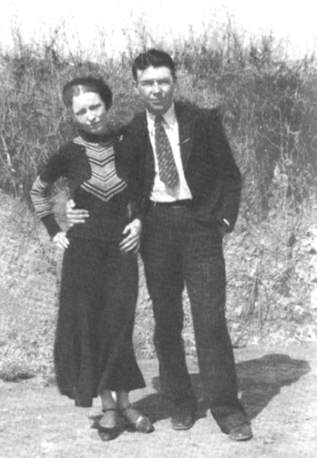 Bonnie and Clyde: Love Before the Death – 16 Rare Pictures ...