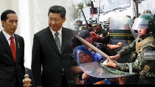 Sindir Jokowi soal Muslim Uighur, Fadli: Ironis, Pemerintah Kita Diam