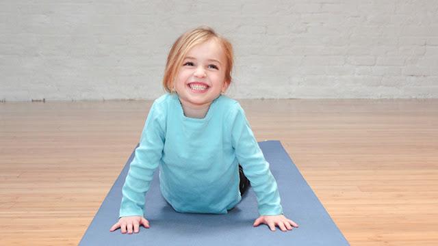 Lợi ích cho trẻ khi luyện tập Yoga
