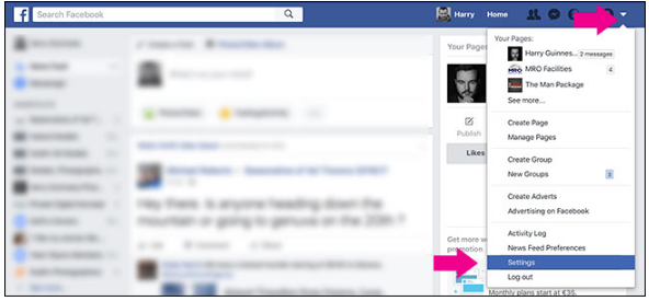 How to Change Your Name on Facebook Last Update
