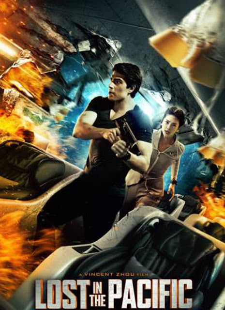 Lost in the Pacific poster brandon routh
