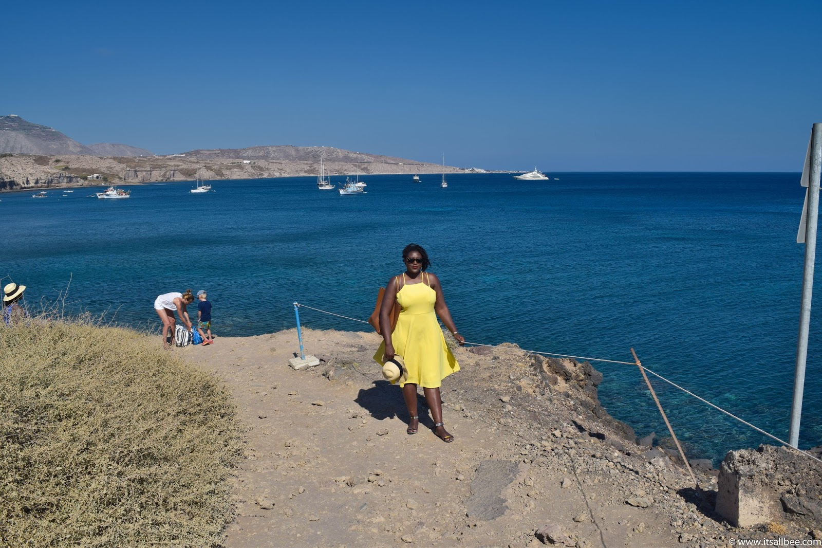Santorini | Guide To The Best of Santorini Beaches