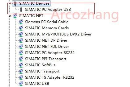PC ADAPTER USB 6ES7 972-0CB20-0XA0 64BIT DRIVER