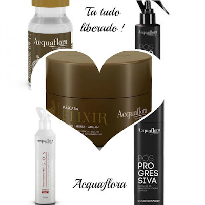 produtos acquaflora low poo