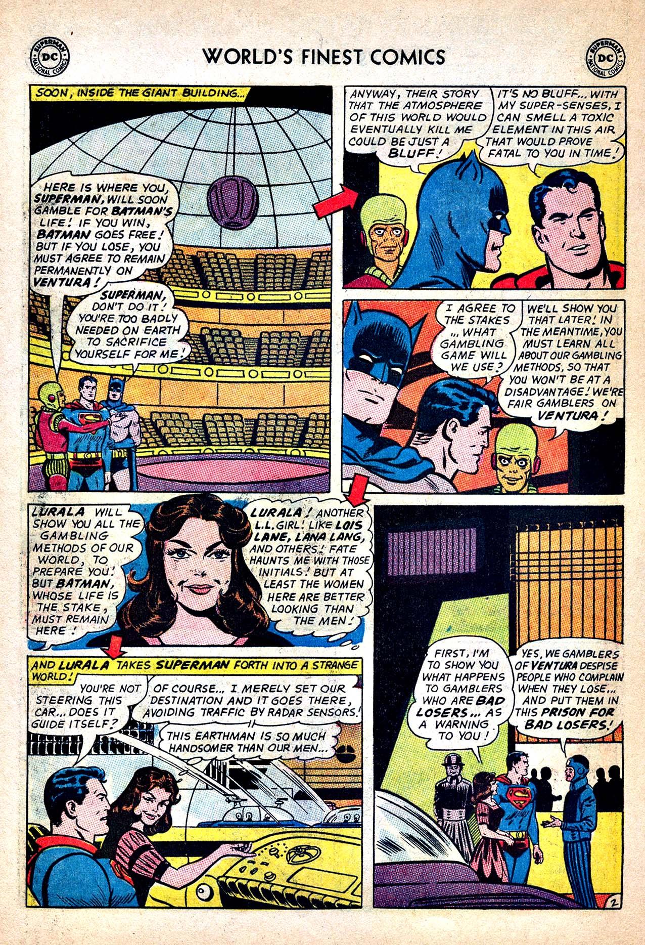 Read online World's Finest Comics comic -  Issue #150 - 14