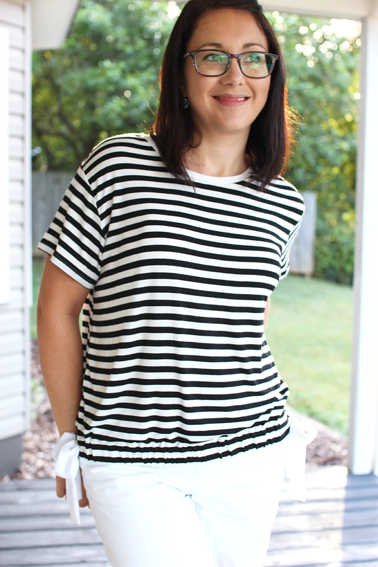 Pixie Tee Pattern // Sewing For Women