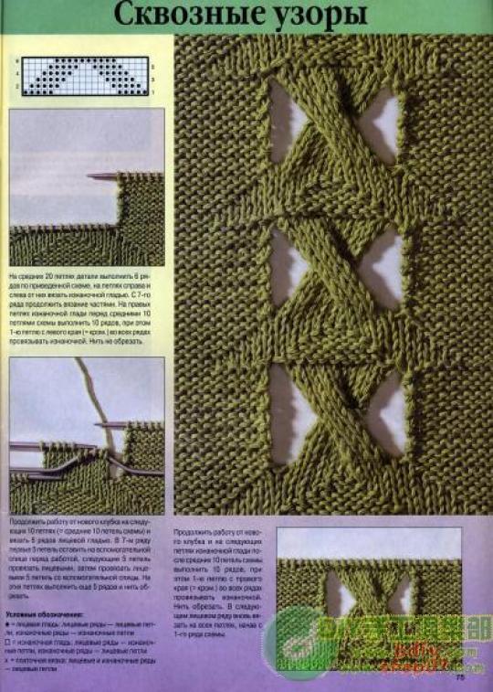 Metodos de Crochet