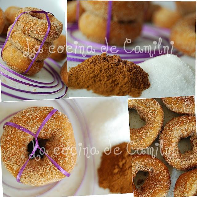 Roscos fritos de nuestra madre (La cocina de Camilni)