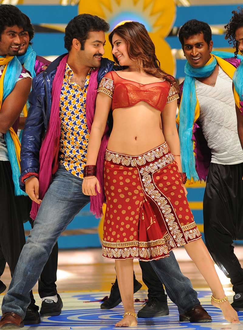 samantha hot navel 2 - Samantha Ruth prabhu's Hot Sexy Naval Showing Pictures-Spicy Collection Ever