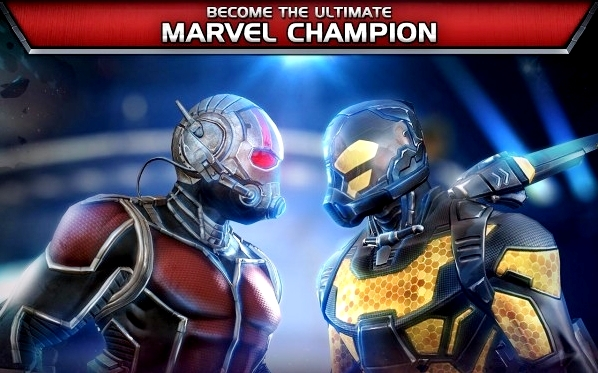 Marvel Contest of Champions v9.1.0 Apk Mod Update ( Mod Damage )