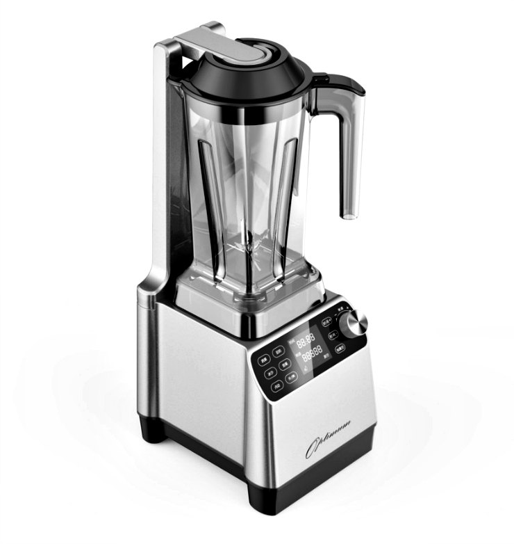 Introducing the Optimum Vac2 Air Vacuum Blender