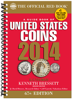 Review - The Offical Red Book: A Guide Book Of United States Coins 2014