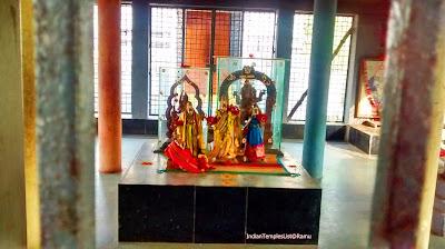 Matrusri Anasuya Devi Temple Jillellamudi
