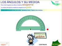 http://www3.gobiernodecanarias.org/medusa/eltanquematematico/angulos/grados/grados_p.html