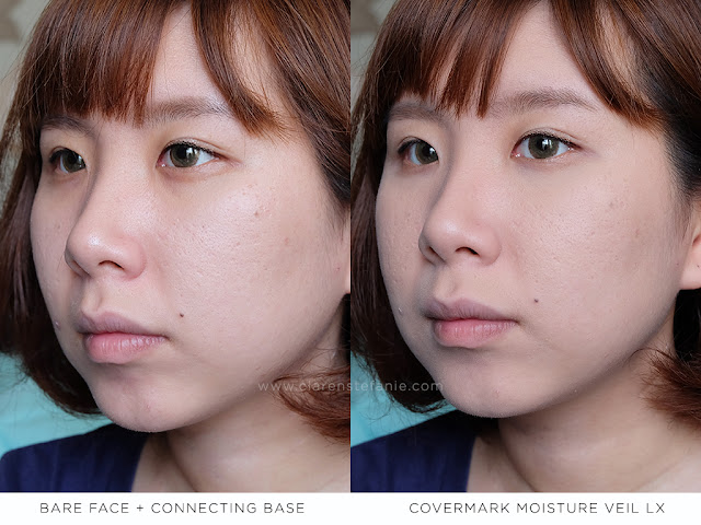 Review COVERMARK Moisture Veil LX