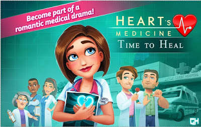 Heart's Medicine Time to Heal Apk Full Version (Unlocked All Level)