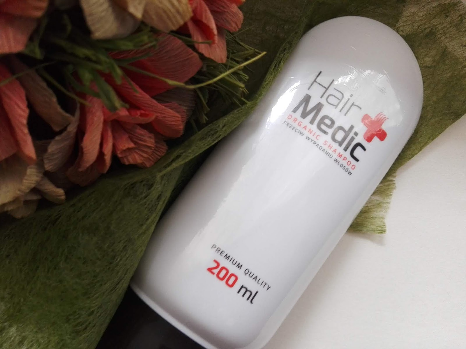 Hair Medic Organic Shampoo