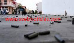Balaceras en Cancun deja dos muertos y dos heridos este Domingo